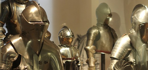 A few of many, many examples of armor