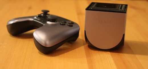 The Ouya game console