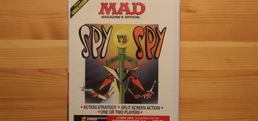 """Spy vs. Spy"", by First Star Software."