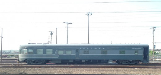 "The Pullman car ""Hickory Creek"""