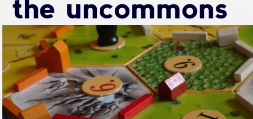 The Uncommons Game Cafe, NYC